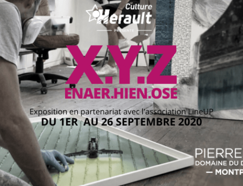 L'EXPOSITION COLLECTIVE « X.Y.Z » A PIERREVIVES